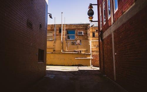 巷弄, 日光, 狹窄 的 免費圖庫相片