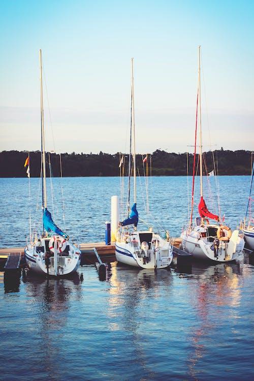 ボート, ヨット, 海