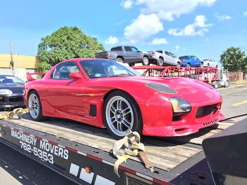 Free stock photo of #95MazdaRX7Turbo, car, fastandfurious, motorsports