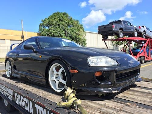 Free stock photo of #93ToyotaSurpaTurbo, fastandfurious, race car, sports car