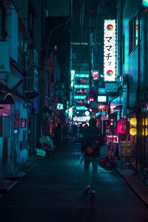 Безкоштовне стокове фото на тему «Азія, вертикальний, Вулиця»