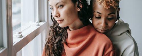 Kostenloses Stock Foto zu afroamerikaner-frau, anonym, anonymous, beziehung