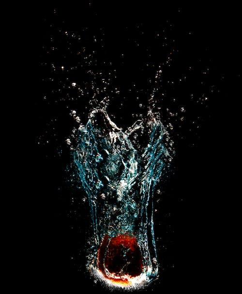 水下, 水分, 液體, 潑灑 的 免費圖庫相片