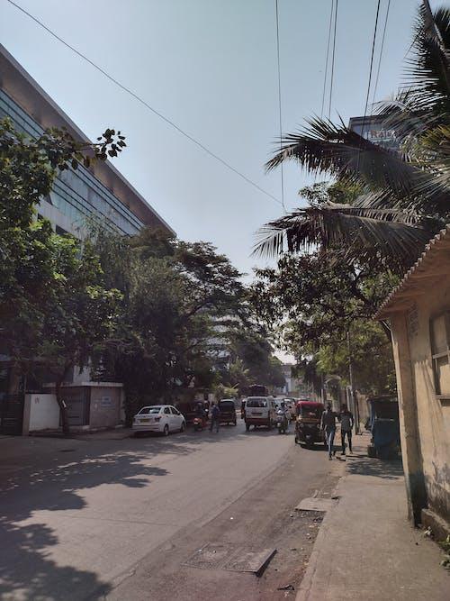 Free stock photo of busy street, city traffic, mumbai