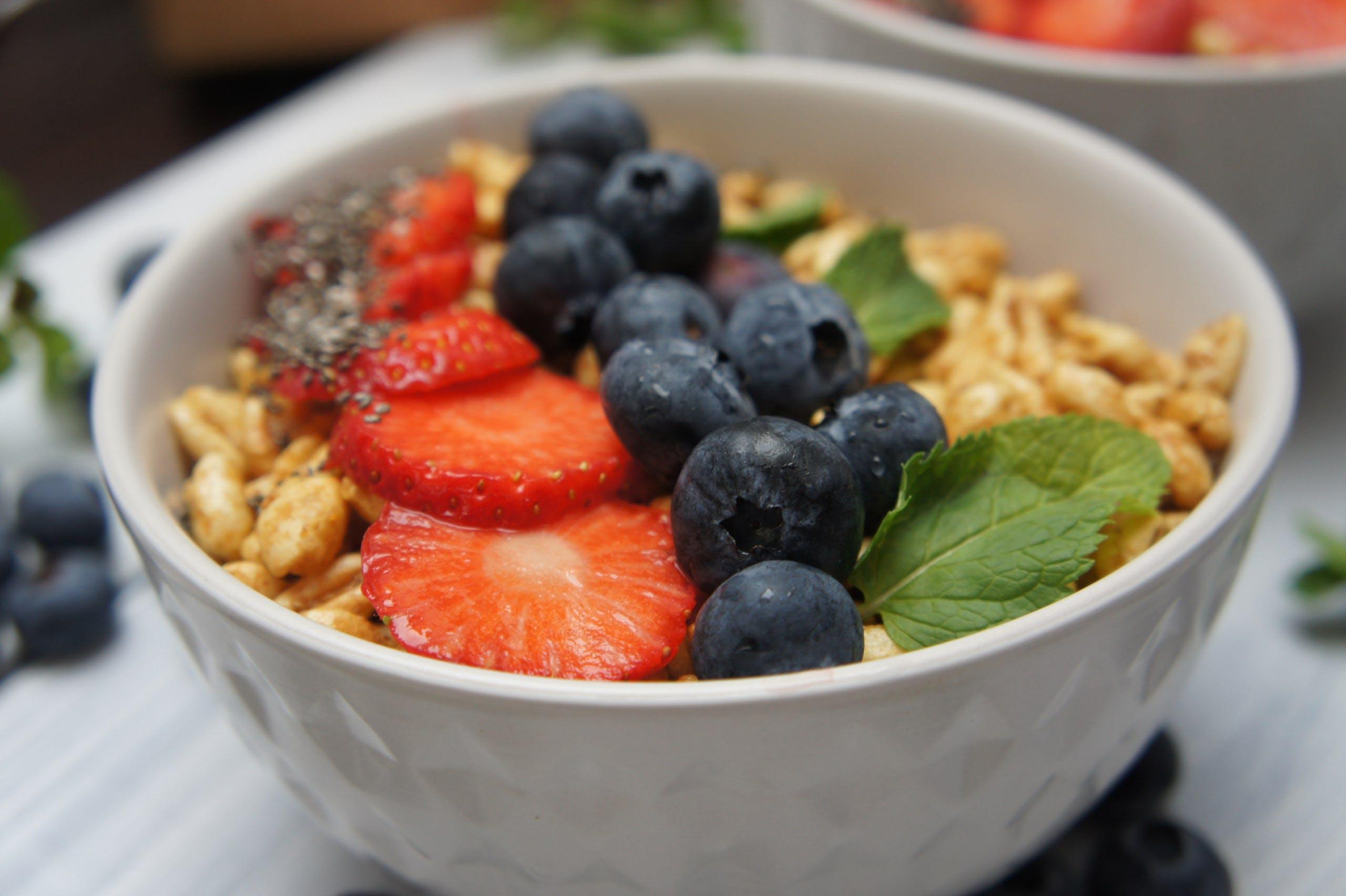 Free stock photo of berries, berry, food, foodporn