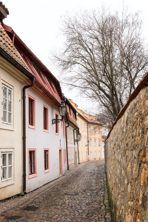 Бесплатное стоковое фото с Аллея, архитектура, город