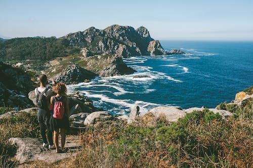 Foto d'estoc gratuïta de Espanya, natura, oceà, paradís