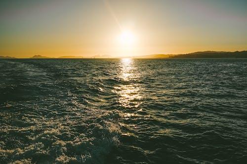 Foto d'estoc gratuïta de capvespre, Espanya, natura, oceà