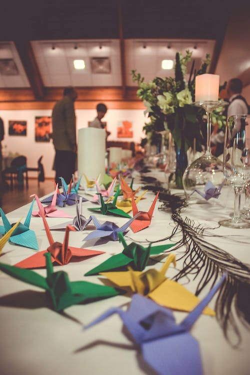 Free stock photo of center piece, centerpeice, colorful