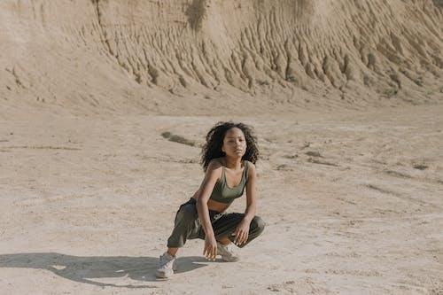 Безкоштовне стокове фото на тему «афро волосся, афроамериканський, жінка»