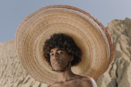 Základová fotografie zdarma na téma afro vlasy, afroamerický, doplňky