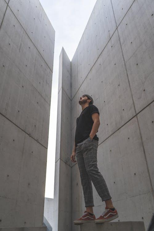 Základová fotografie zdarma na téma architektonická budova, architektura, beton, budova
