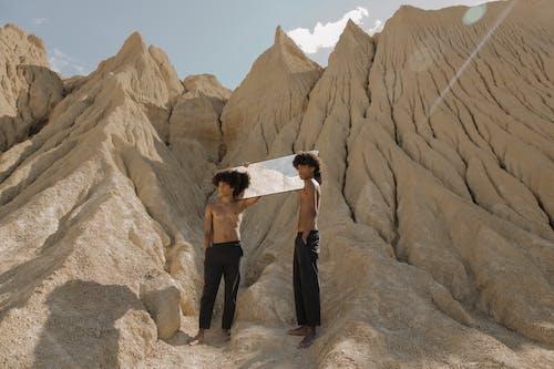 Photos gratuites de afro-américain, aride, aventure