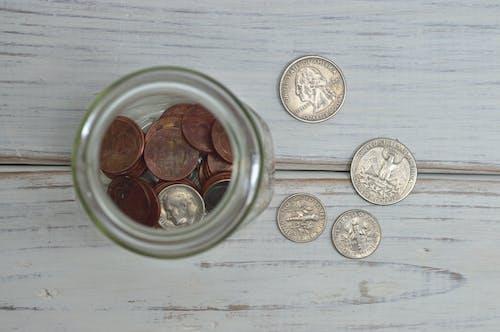 Foto d'estoc gratuïta de centaus, cèntim, cèntims