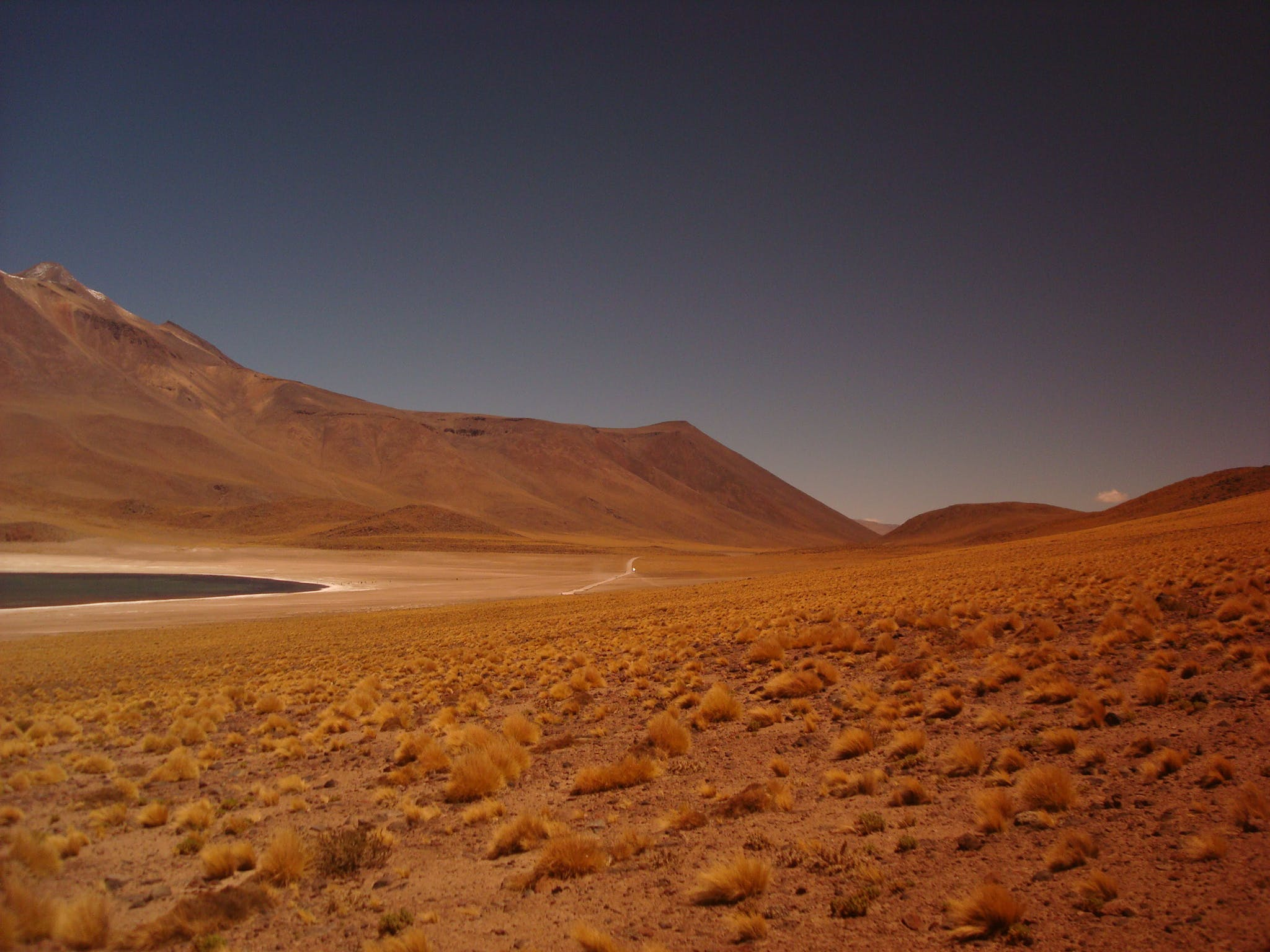 chile, desert, isolated