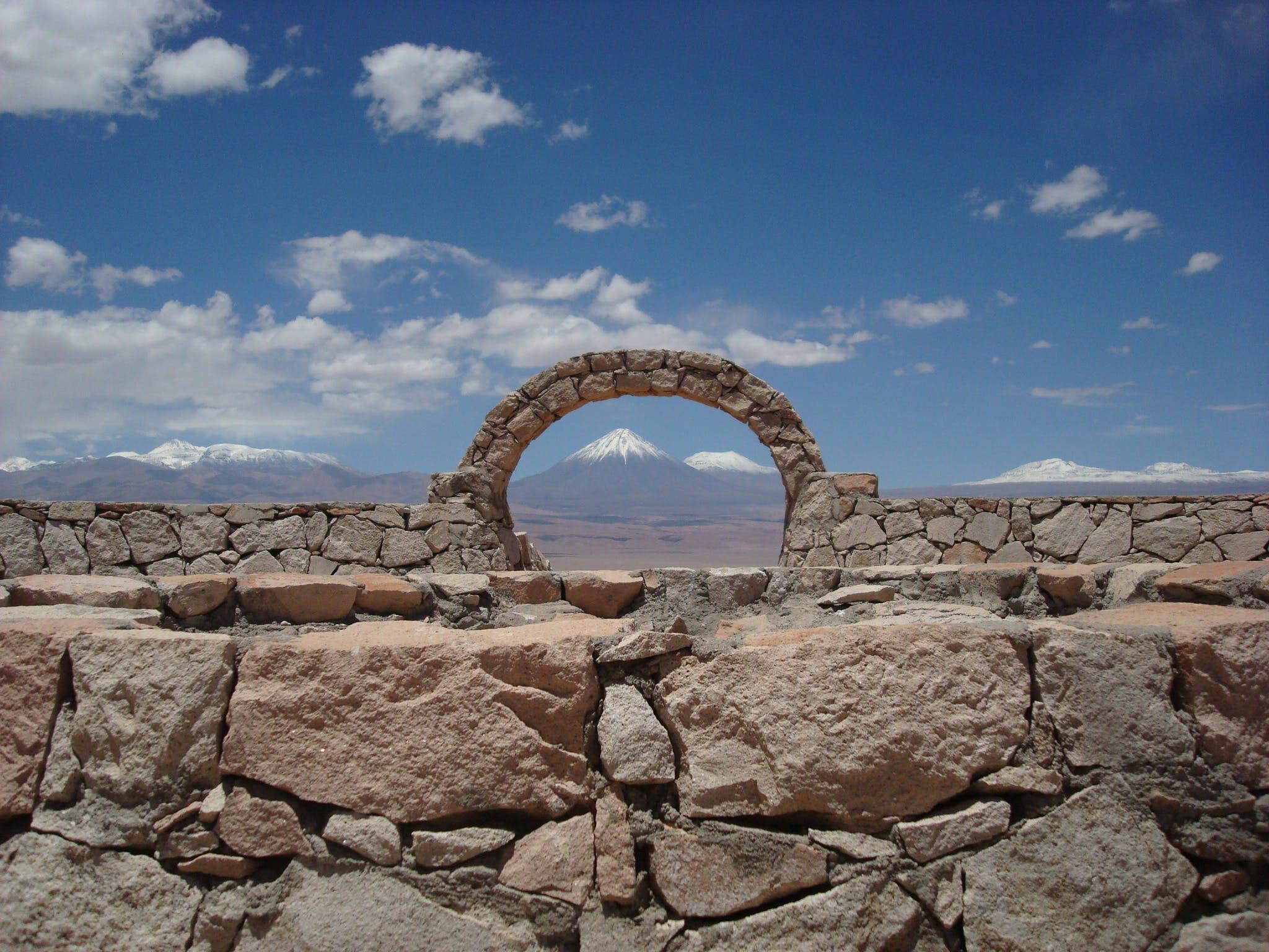 Free stock photo of atacama, chile, desert, landscape