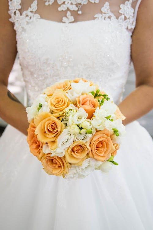 Imagine de stoc gratuită din aranjament floral, buchet, căsătorie, celebrare