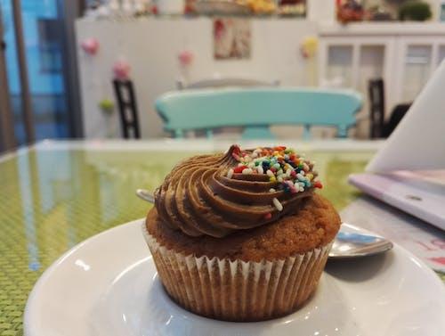 Základová fotografie zdarma na téma barevný, dorty, jídlo, muffin