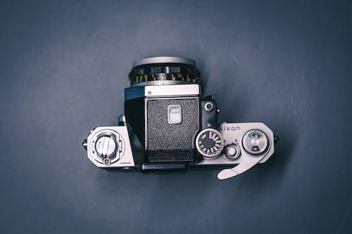 Kostenloses Stock Foto zu 35mm kamera, 50mm, analogon