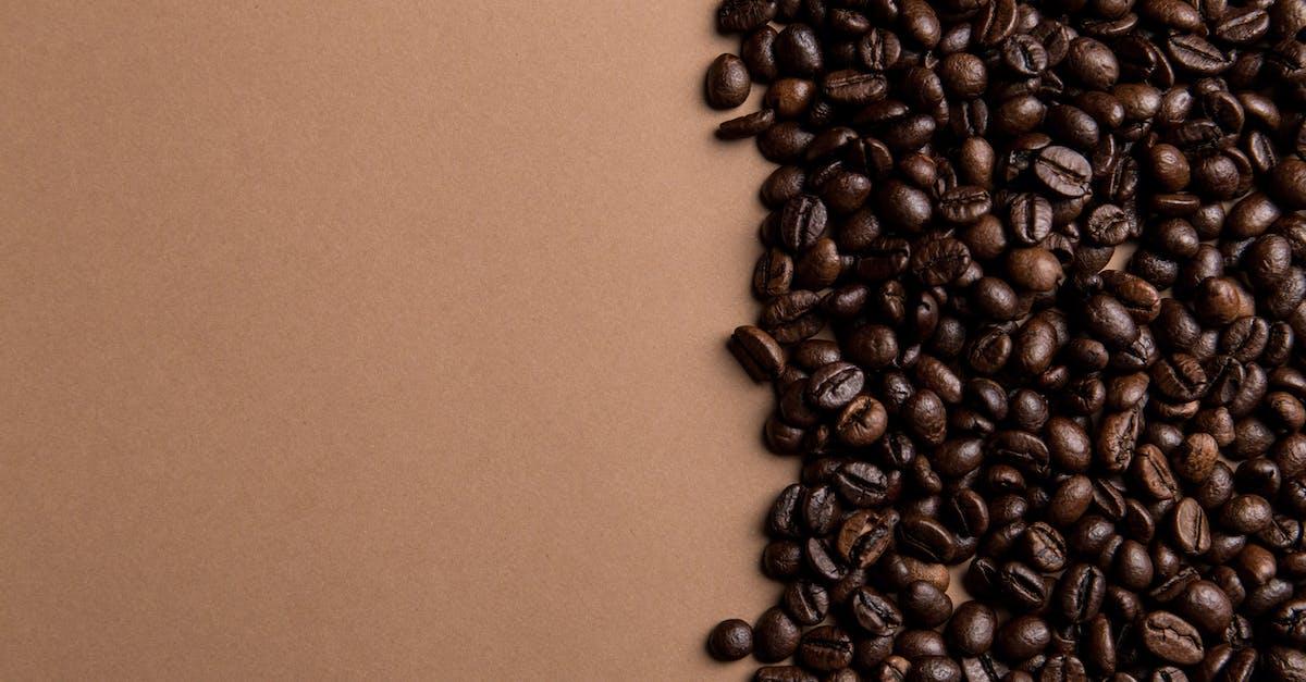 что кофе фон для презентации виды