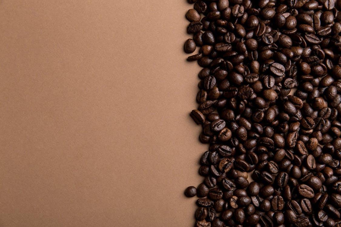 kawa, kofeina, pieczony