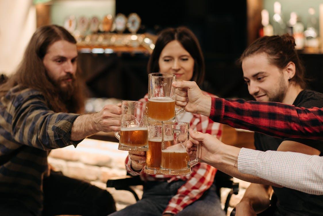 アルコール, インドア, オクトーバーフェストの無料の写真素材