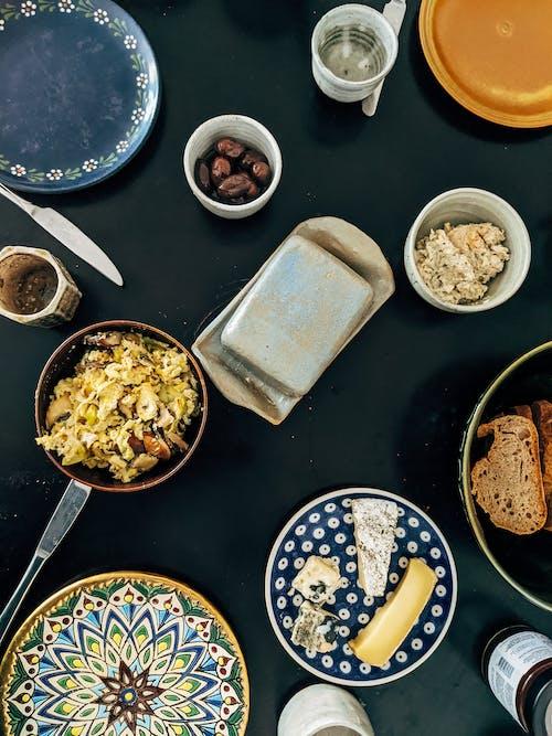 Fotobanka sbezplatnými fotkami na tému čaj, čerstvý, chlieb, chutný