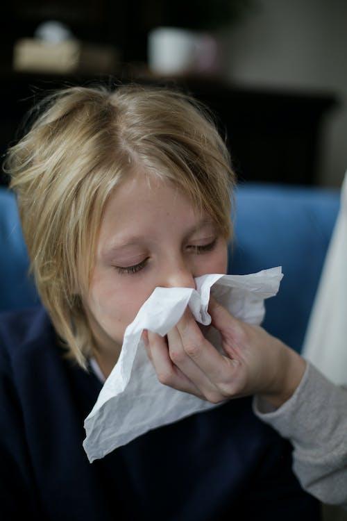 Photos gratuites de coronavirus, covid-19, enfant