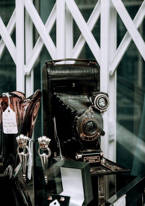 Бесплатное стоковое фото с Аналоговый, Антикварный, видоискатель