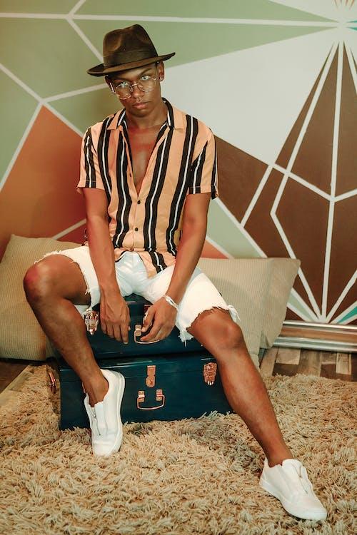 Ingyenes stockfotó álló kép, beltéri, divat témában