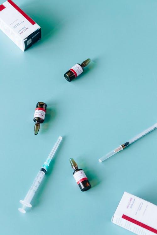 Covid-19 Vaccine In Vials