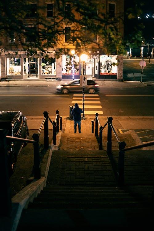 Kostenloses Stock Foto zu anonym, anonymous, asphalt