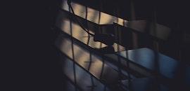 light, dark, silhouette