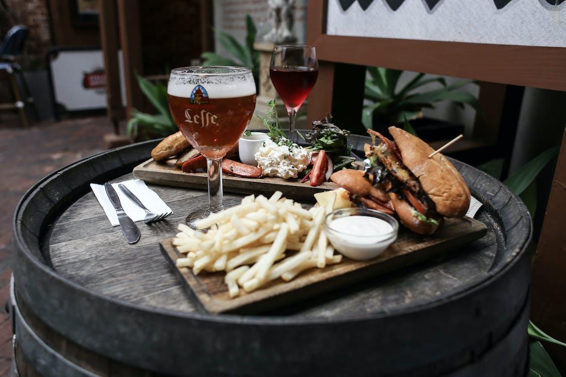 Kostenloses Stock Foto zu abendessen, alkohol, bier