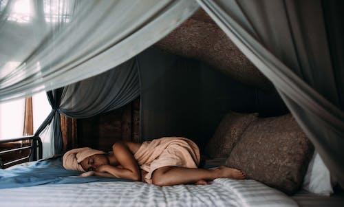 คลังภาพถ่ายฟรี ของ คน, ครอบครัว, ง่วงนอน