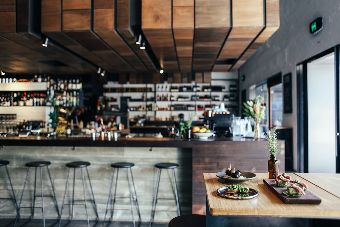 Gratis stockfoto met architectuur, balk, bar