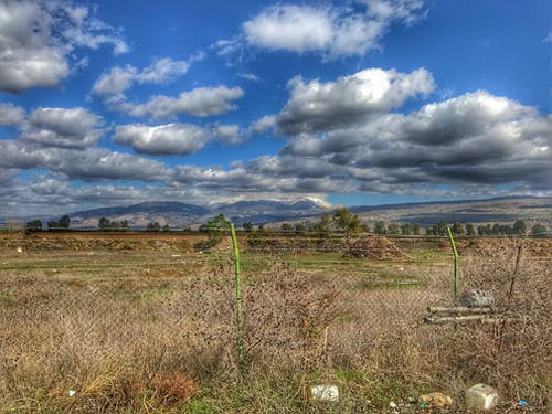 Fotos de stock gratuitas de campo, cielo, montañas, nubes