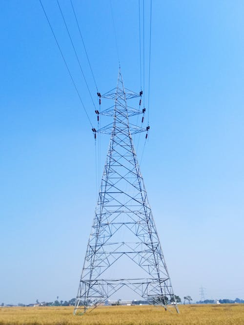 Free stock photo of electrical tower, tower