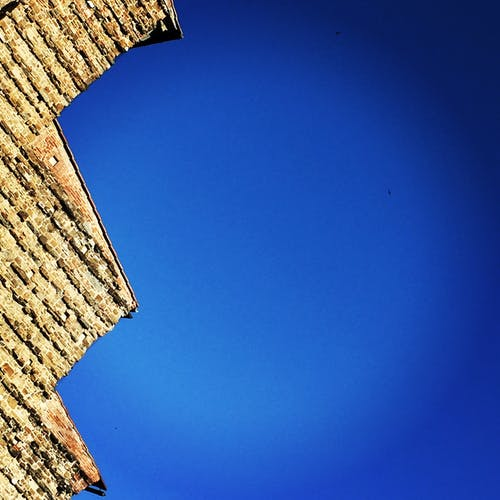 Free stock photo of blue sky, church, tuscany