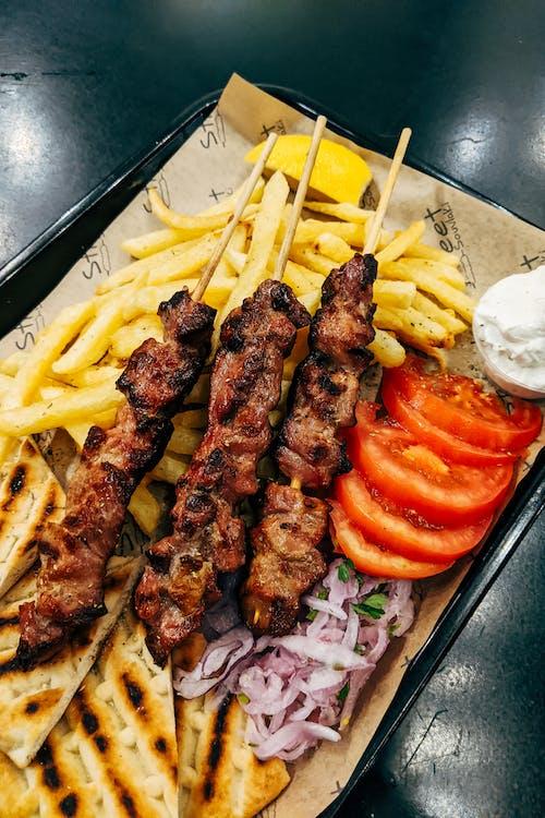 Fotobanka sbezplatnými fotkami na tému Atény, atraktívny, bravčové, bravčové mäso