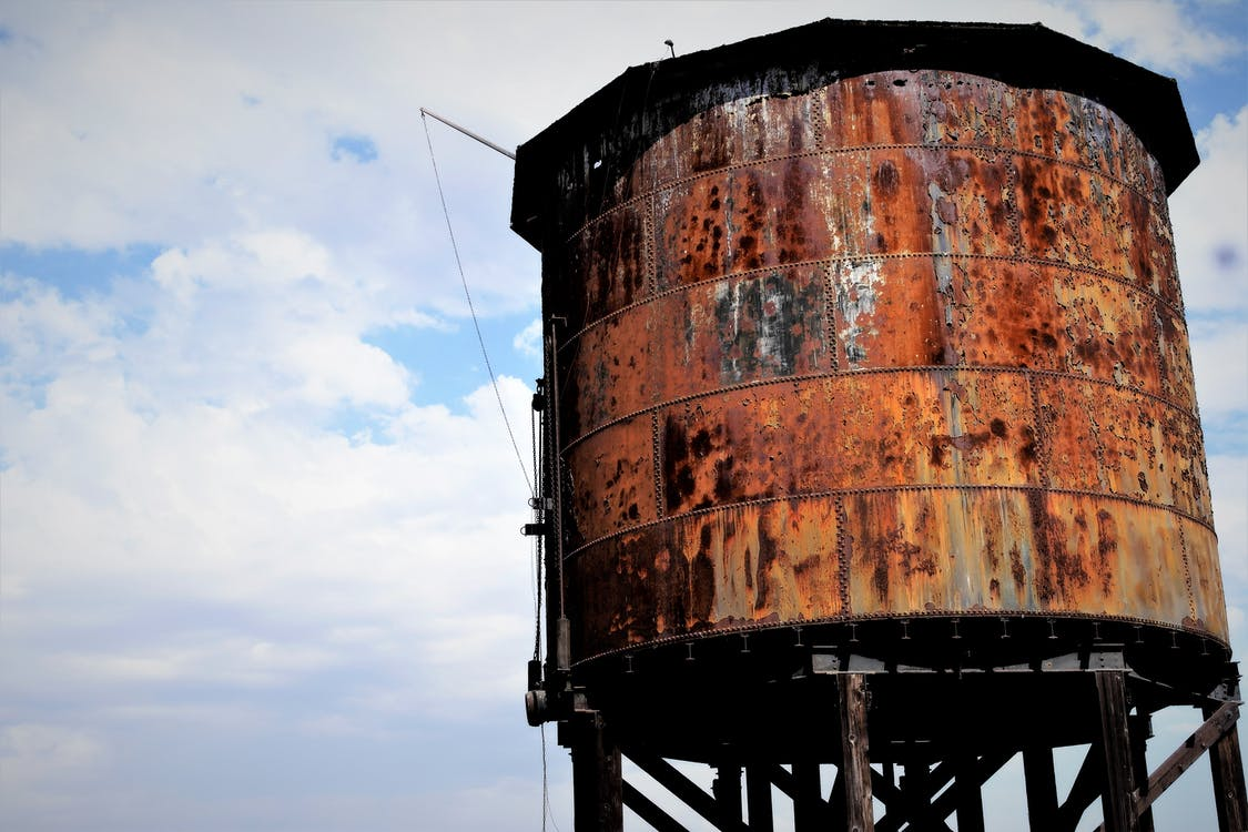 Free stock photo of industrial, rust, rustic