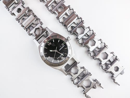 Kostenloses Stock Foto zu armbanduhr, business, chrom, geschäft