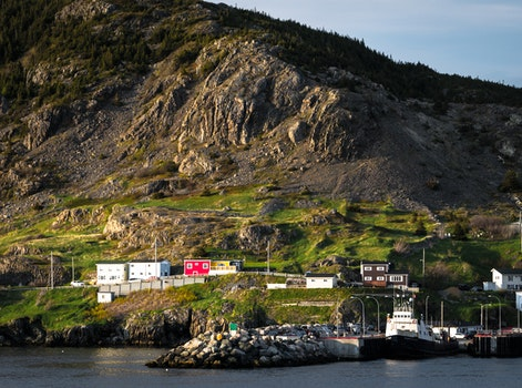 Free stock photo of coast, newfoundland, portugal cove