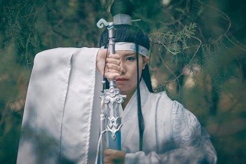 人, 人像攝影, 傳統, 傳統服裝 的 免費圖庫相片