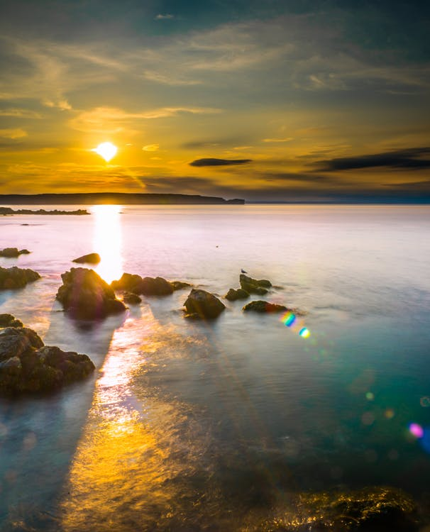Free stock photo of bell island, long exposure, newfoundland