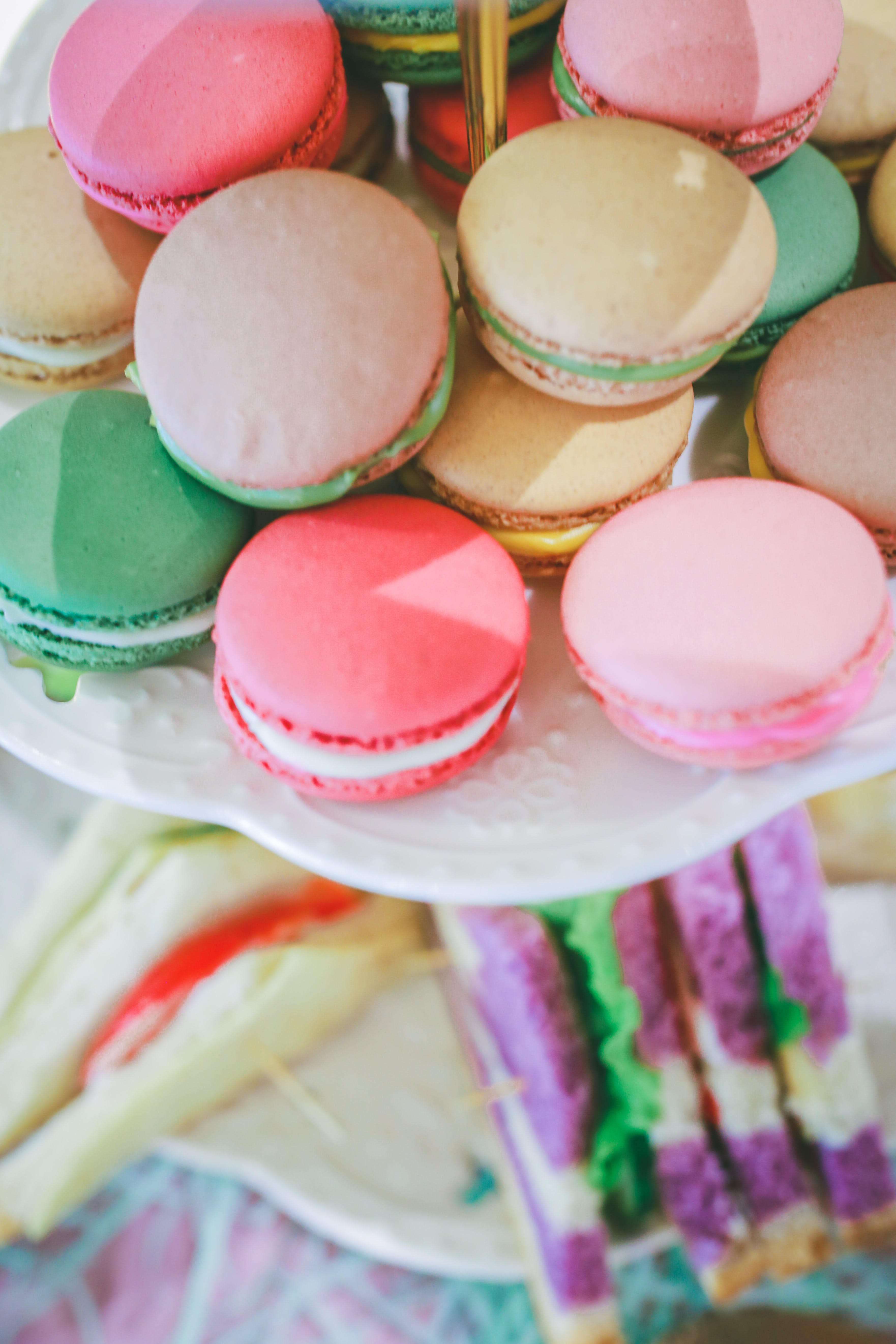 Bunch of Macarons