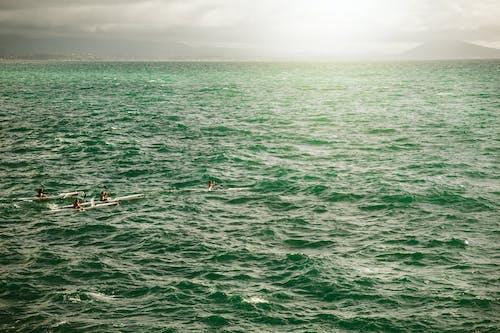 Бесплатное стоковое фото с активный отдых, байдарка, вода, досуг