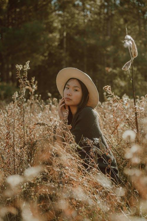 不情緒化, 亞洲女人, 亞洲女性, 休息 的 免費圖庫相片