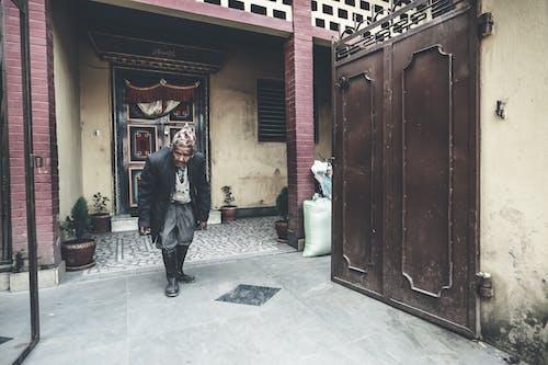 Бесплатное стоковое фото с азиат, Аутентичный, бабушка
