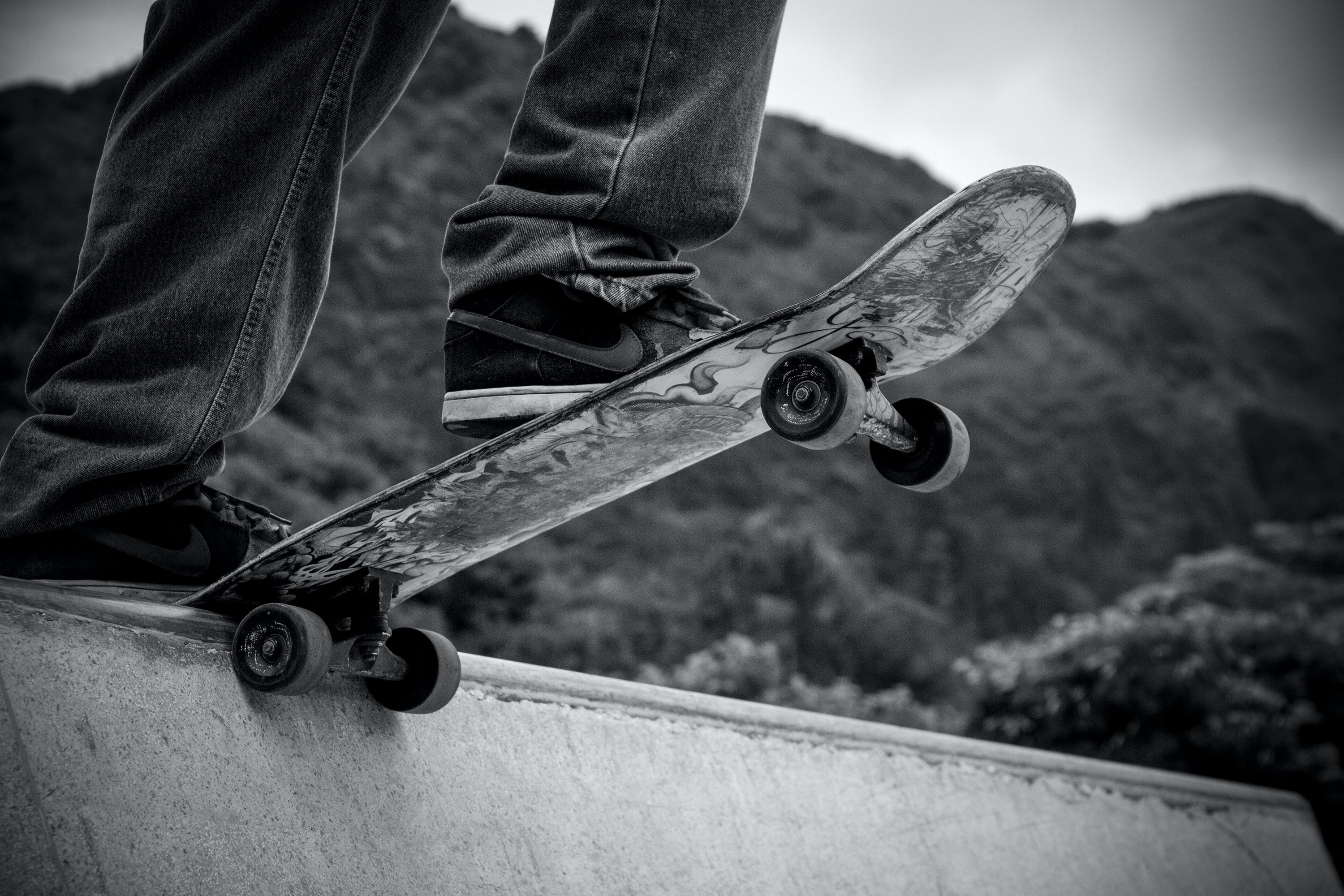 Free stock photo of sport, skateboard, skateboarding, fun
